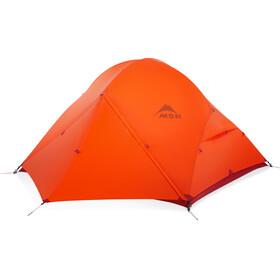 MSR Access 3 Tent, oranje